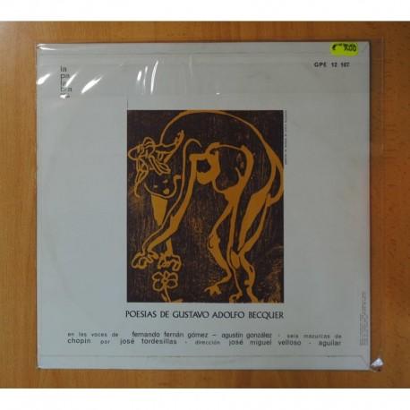 FERNANDO LAMAS - THE MERRY WIDOW - LP [DISCO VINILO]