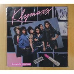 KLYMAXX - MEETING IN THE LADIES ROOM - LP