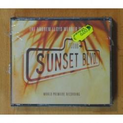 THE ANDREW LLOYD WEBBER - SUNSET BLVD - CD