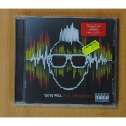 SEAN PAUL - FULL FREQUENCY - CD