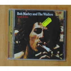 BOB MARLEY AND THE WAILERS - CATCH A FIRE - CD