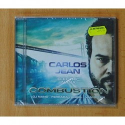 CARLOS JEAN - COMBUSTION - CD