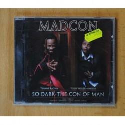MADCON - SO DARK THE CON OF MAN - CD
