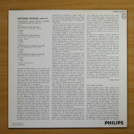 ARNOLDO FOA - RECITAL - 5 EPS [DISCO VINILO]