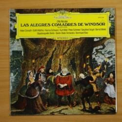 OTTO NICOLAI - LAS ALEGRES COMADRES DE WINDSOR - LP