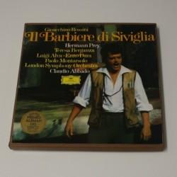 GIOACCHINI ROSSINI - IL BARBIERE DI SIVIGLIA - CONTIENE LIBRETO - BOX 3 LP