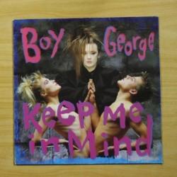 BOY GEORGE - KEEP ME IN MIND - MAXI