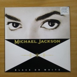 MICHAEL JACKSON - BLACK OR WHITE - MAXI