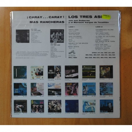CELIA GAMEZ - LAS LEANDRAS - LP [DISCO VINILO]