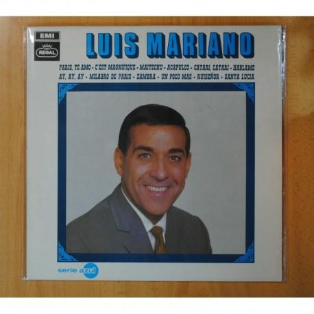 LUIS MARIANO - LUIS MARIANO - LP