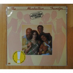 THE MANHATTAN TRANSFER - COMING OUT - LP
