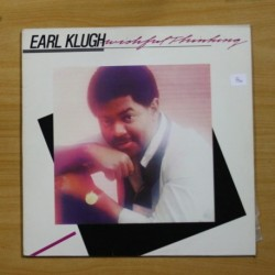 EARL KLUGH - WISHFUL THINKING - LP