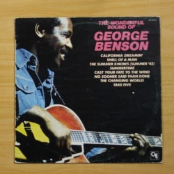 GEORGE BENSON - THE WONDERFUL SOUND OF - LP