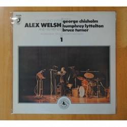 ALEX WELSH - AN EVENING WITH ALEX WELSH AND HIS FRIENDS - LP