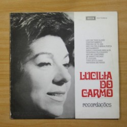 LUCILIA DO CARMO - RECORDACOES - LP