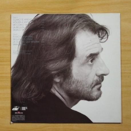 SERRAT - 12 ANYS - INCLUYE LIBRETO - BOX 3 LP [DISCO VINILO]