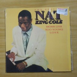 NAT KING COLE - THE BEST NAT KING COLE - LP