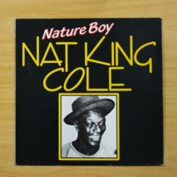 NAT KING COLE - NATURE BOY - LP