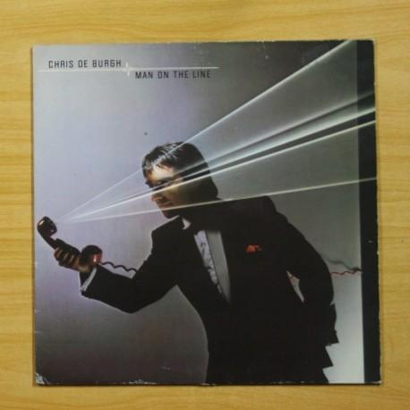 CHAZ JANKEL - LOOKING AT YOU - LP [DISCO VINILO]