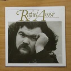 RAFAEL AMOR - NO ME LLAMES EXTRANJERO - GATEFOLD