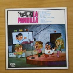 LA PANDILLA - LA PANDILLA - GATEFOLD - LP