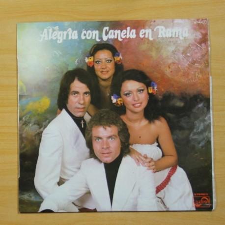 LOS CINCO LATINOS - LAS HOJAS MUERTAS + 3 - EP [DISCO VINILO]