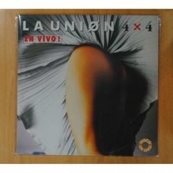 LA UNION - 4 X 4 EN VIVO! - MAXI