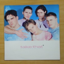 TAKE THAT - EVERYTHING CHANGES - MAXI