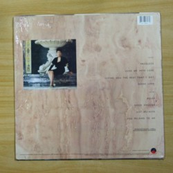 JANIS SIEGEL - AT HOME - LP [DISCO VINILO]
