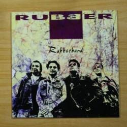 RUBBER - RUBBERBAND - LP
