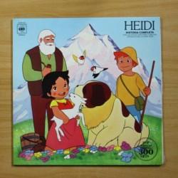VARIOS - HEIDI - GATEFOLD - LP