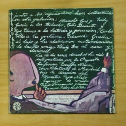 PABLO SOROZABAL - BLACK EL PAYASO - GATEFOLD - 2 LP [DISCO VINILO]