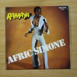 AFRIC SIMONE - RAMAYA - LP