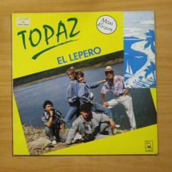 TOPAZ - EL LEPERO - MAXI