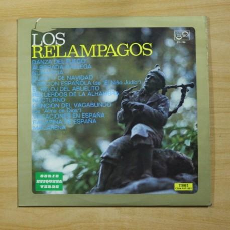 LOS RELAMPAGOS - LOS RELAMPAGOS - LP