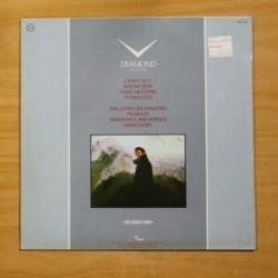 DARYL HALL / JOHN OATES - DARYL HALL JOHN OATES - LP [DISCO VINILO]
