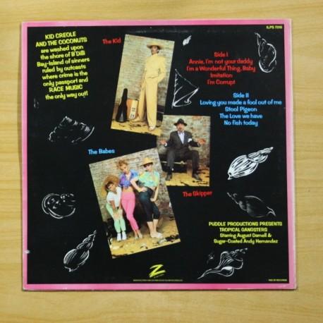 VARIOS - LA MOVIDA HEAVY - GATEFOLD - 2 LP [DISCO VINILO]