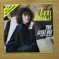 LAURA BRANIGAN - THE LUCKY ONE - MAXI