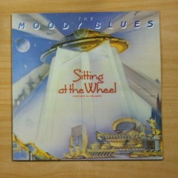 THE MOODY BLUES - SITTING AT THE WHEEL - MAXI