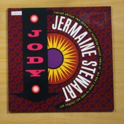 JERMAINE STEWART - JODY - GATEFOLD - 2 MAXI