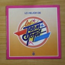 LOS TEEN TOPS - LO MEJOR DE - LP