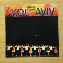 KOL AVIV - DANSES D´ISRAEL - LP