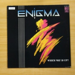 ENIGMA - WHICH WAY IS UP - MAXI