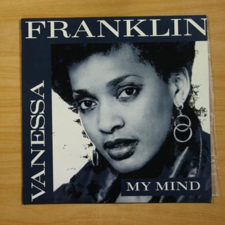 VANESSA FRANKLIN - MY MIND - MAXI