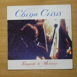 CHINA CRISIS - TRAGEDY & MYSTERY - MAXI