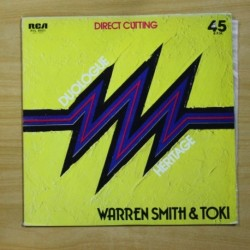 WARREN SMITH & TOKI - DIRECT CUTTING - MAXI