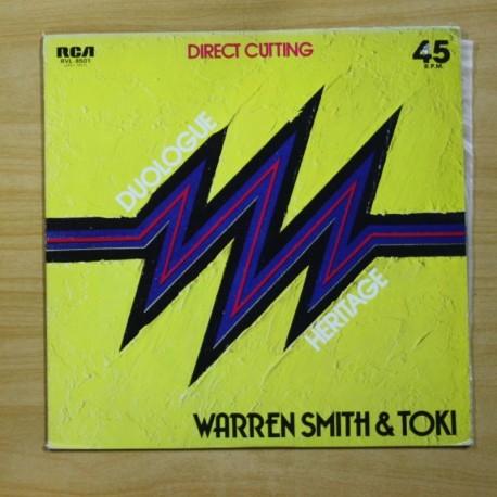 WARREN SMITH & TOKI - DIRECT CUTTING - MAXI