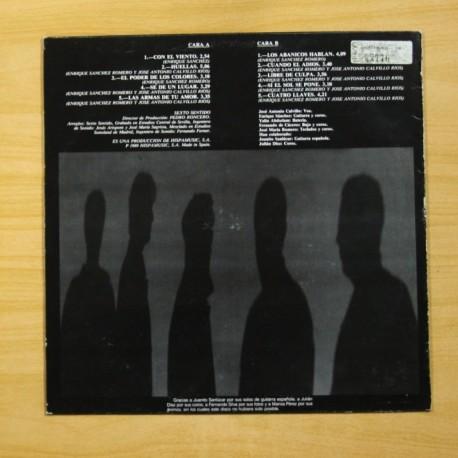 PECOS - PENSANDO EN TI - LP [DISCO DE VINILO]
