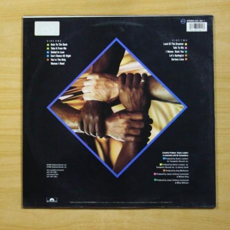 STARBUCK - MOONLIGHT FEELS RIGHT / LASH LARUE - SINGLE