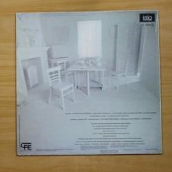 JUANITO GARCIA / ROY CAPONE - TANGO AZUL + 3 - EP
